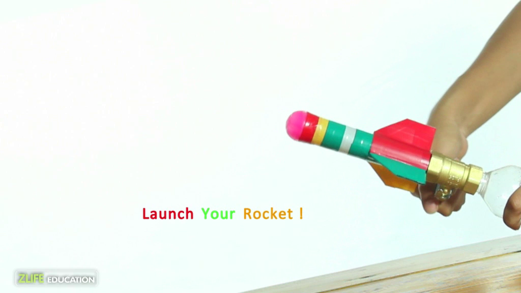 Chemistry Rocket Launcher 3