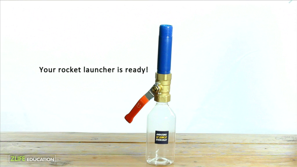 Chemistry Rocket Launcher 15
