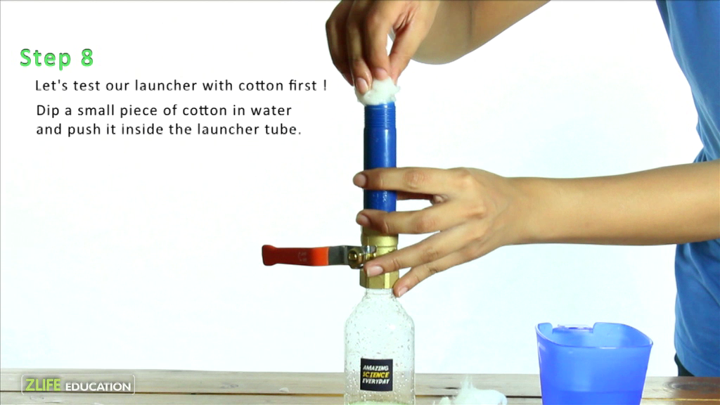 Chemistry Rocket Launcher 6