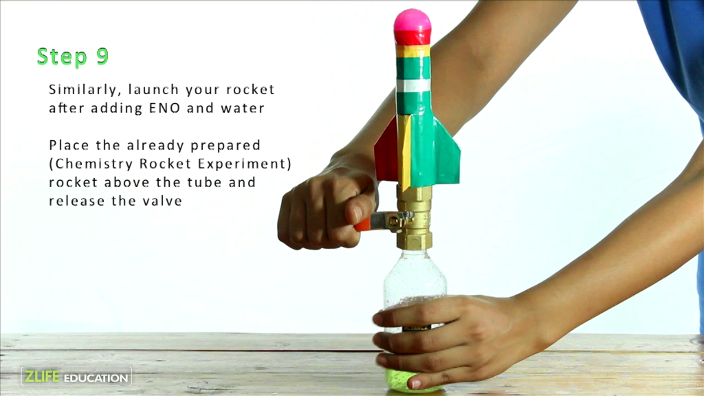 Chemistry Rocket Launcher 5