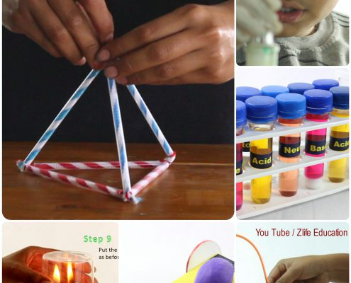 10 Fun Science Experiments for Kids to do at Home