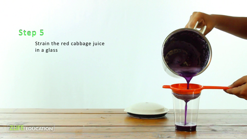 Natural Indicator - Red Cabbage 8