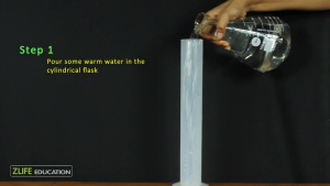 Dry Ice Soap Bubble Tower - Experiment with Dry Ice 4