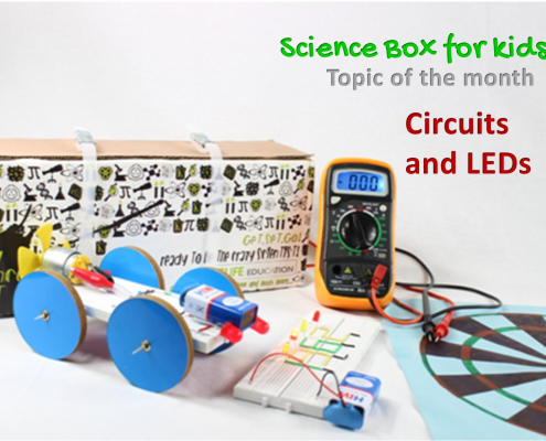 Electronics and Circuits- Science Box