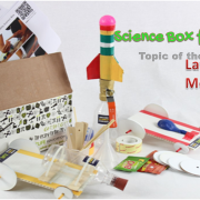 Rocketry and Motion-Science Experiments Box for kids