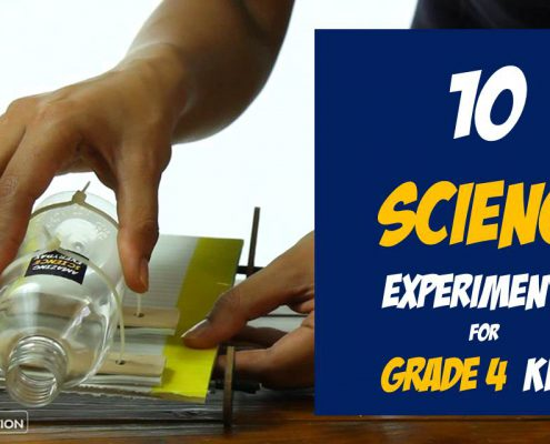 Top 10 Science Experiments for Class 4 1