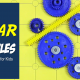 Gears & Magnet Puzzles : Kids Activity from Science Kit