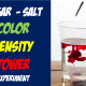 Salt+Sugar Density Color Tower