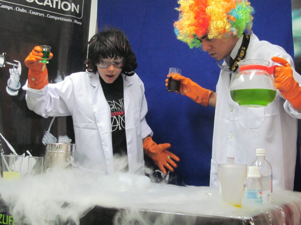 Science Birthday Party Theme For Girls And Boys Slime
