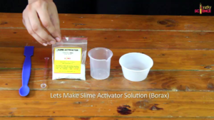 how to make activator solution